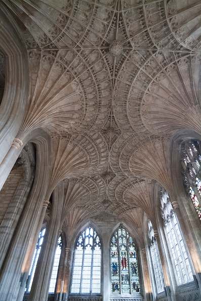 Ceiling Fan「Peterborough Cathedral」:写真・画像(15)[壁紙.com]