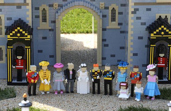 Elton Brand「Legoland Windsor Castle Photocall」:写真・画像(5)[壁紙.com]