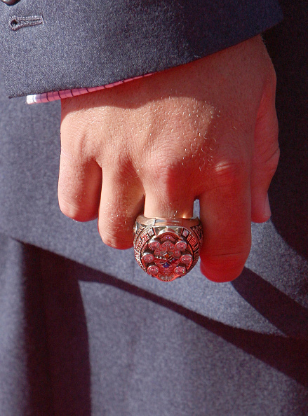 Ring - Jewelry「17th Annual ESPY Awards - Arrivals」:写真・画像(17)[壁紙.com]