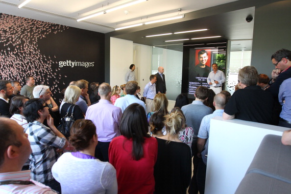 Chris Hondros「Getty Images Staff Observe Remembrance For Colleague Chris Hondros」:写真・画像(10)[壁紙.com]