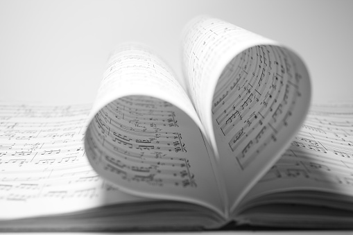 Conceptual Symbol「Music Love」:スマホ壁紙(4)