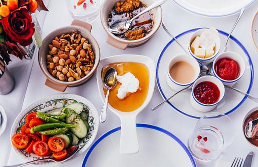 Turkish Culture「Turkish Breakfast」:スマホ壁紙(10)