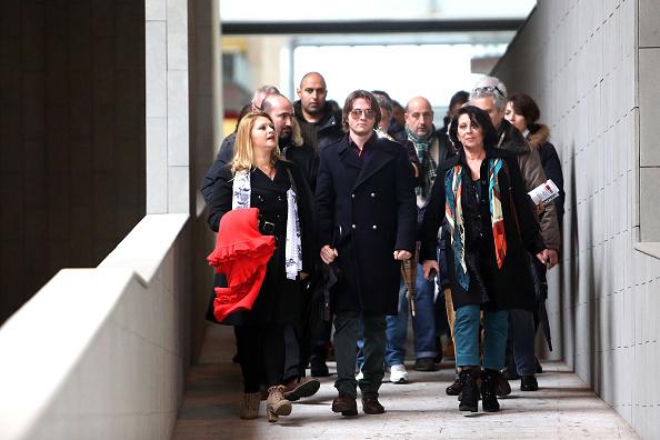 Franco Origlia「Final Verdict Of Amanda Knox And Raffaele Sollecito Retrial To Be Announced」:写真・画像(2)[壁紙.com]