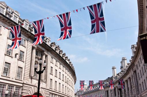 ユニオンジャック「ロンドンの建築: ユニオンジャックの旗を女王のダイヤモンドジュビリー」:スマホ壁紙(16)