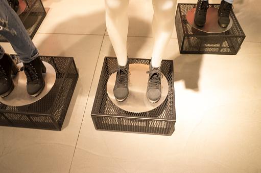 Fashion Model「Clothes shop mannequin.」:スマホ壁紙(18)
