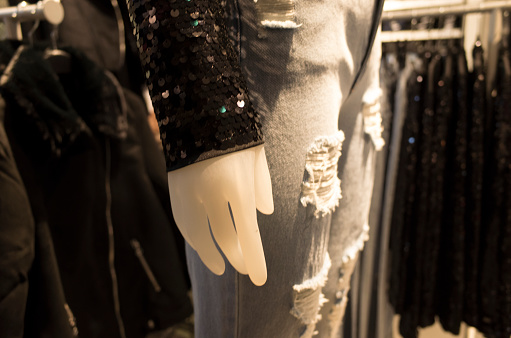 Fashion Model「Clothes shop mannequin.」:スマホ壁紙(19)