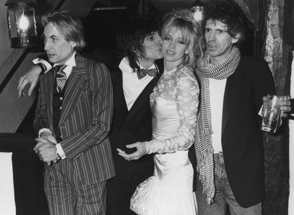 Keith Richards - Musician「Wood's Wedding」:写真・画像(14)[壁紙.com]