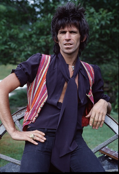 Guitarist「Keith Richards At Home」:写真・画像(17)[壁紙.com]