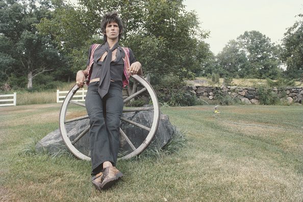 Front or Back Yard「Keith Richards Of The Rolling Stones」:写真・画像(15)[壁紙.com]