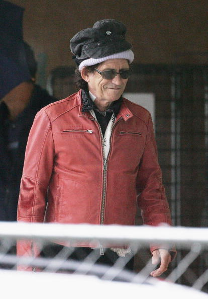 One Man Only「Keith Richards Leaves Hospital After Brain Surgery」:写真・画像(15)[壁紙.com]