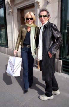 Leather Jacket「Keith Richards IN New York City」:写真・画像(1)[壁紙.com]