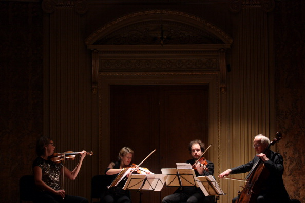 String Quartet「Utrecht String Quartet」:写真・画像(7)[壁紙.com]