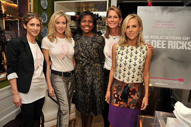 Tory Burch And HBO Launch The CYNTHIA SHIRT To Celebrate HBO Documentary The Education Of Dee Dee Ricks And Benefit The Susan G. Komen Cynthia Fund:ニュース(壁紙.com)