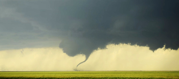 Tornado「Tornadoes south of Dodge City, Kansas」:スマホ壁紙(17)
