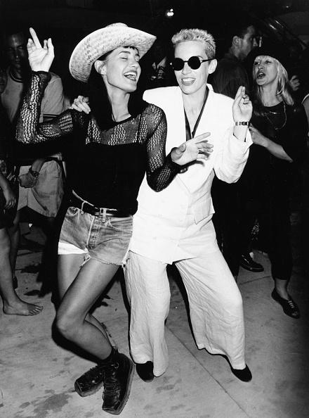 Popular Music Concert「Annie Lennox And Siobhan Fahey」:写真・画像(19)[壁紙.com]