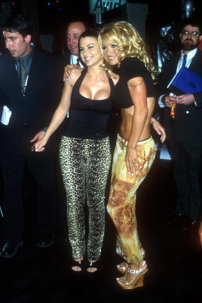 The Human Body「PAMELA ANDERSON ATTENDS CELEBST.COM PARTY」:写真・画像(6)[壁紙.com]