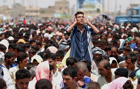 Individuality「Friday Prayer Service In Baghdad」:写真・画像(9)[壁紙.com]