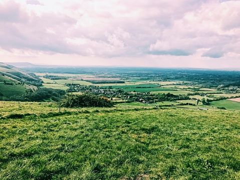 West Sussex「Devils Dyke, West Sussex, England, UK」:スマホ壁紙(18)