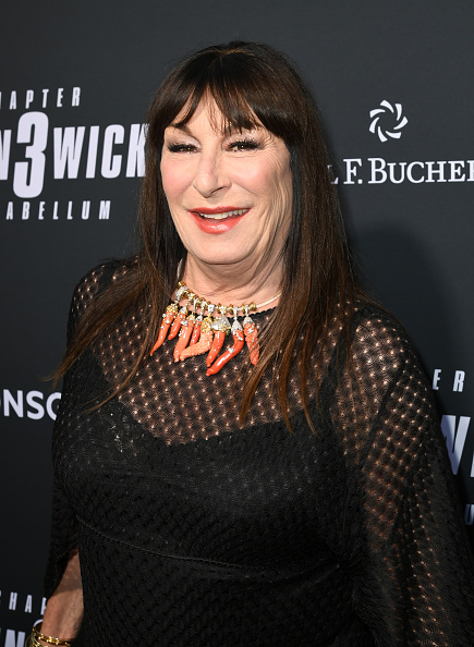 "Anjelica Huston「Special Screening Of Lionsgate's ""John Wick: Chapter 3 - Parabellum"" - Red Carpet」:写真・画像(12)[壁紙.com]"