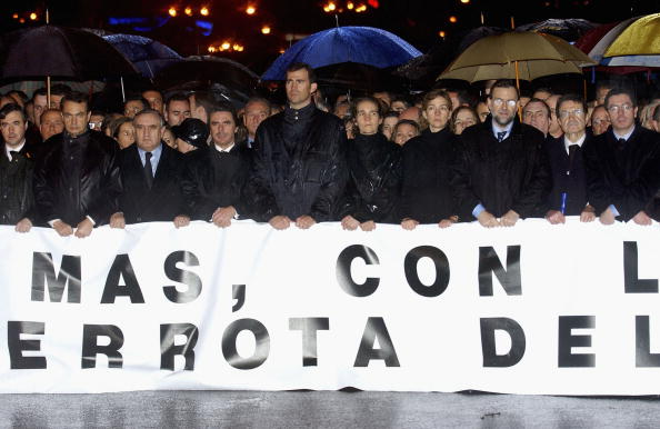 Responsibility「Mass Rally In Reaction To Madrid Bombings」:写真・画像(1)[壁紙.com]
