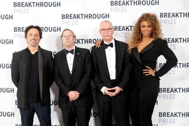 2020 Breakthrough Prize - Backstage:ニュース(壁紙.com)
