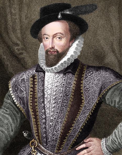 Elizabethan Style「Sir Walter Raleigh」:写真・画像(6)[壁紙.com]