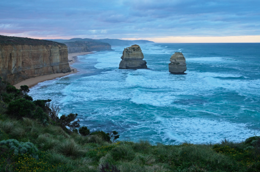 Limestone「The Twelve Apostles, Great Ocean Road」:スマホ壁紙(11)