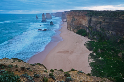 Limestone「The Twelve Apostles, Great Ocean Road」:スマホ壁紙(4)