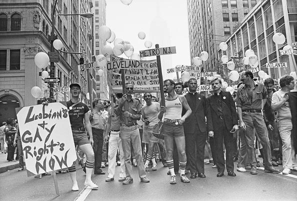 Hulton Archive「1980 Pride Parade」:写真・画像(17)[壁紙.com]