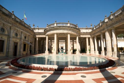 Health Spa「Montecatini Terme」:スマホ壁紙(4)