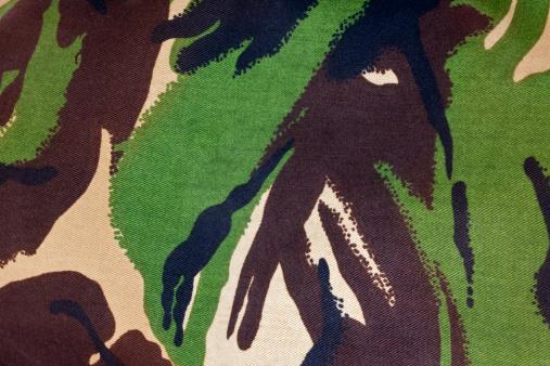 ミリタリー「Military Camouflage 」:スマホ壁紙(16)