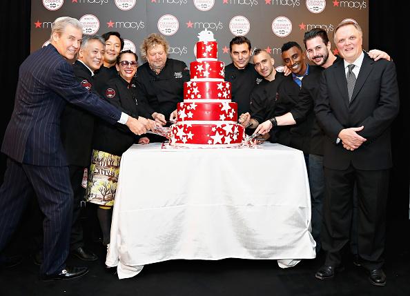 Cutting「Macy's Culinary Council 10th Anniversary」:写真・画像(3)[壁紙.com]