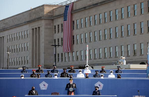 トピックス「Ceremonies At The Pentagon Mark 20th Anniversary Of The September 11th Attacks」:写真・画像(5)[壁紙.com]