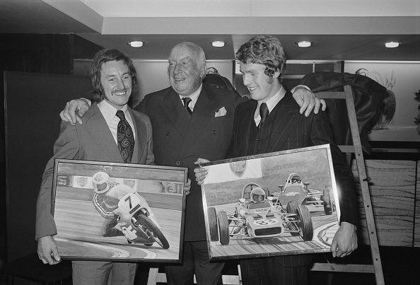 Victor Blackman「BRM most promising drivers of the year」:写真・画像(14)[壁紙.com]