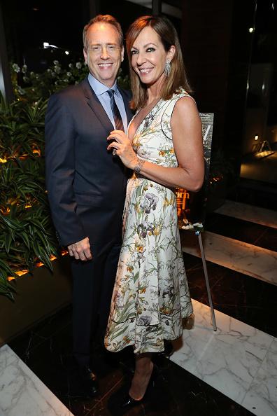 夜景「The Hollywood Reporter And SAG-AFTRA Inaugural Emmy Nominees Night Presented By American Airlines, Breguet, And Dacor - Inside」:写真・画像(13)[壁紙.com]