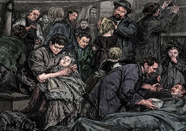Steerage Passengers On An Atlantic Steamer Bound For America:ニュース(壁紙.com)