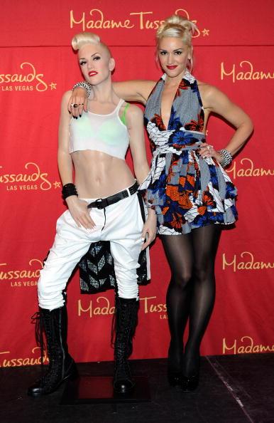 Stockings「Gwen Stefani Wax Figure Unveiled At Madame Tussauds Las Vegas」:写真・画像(19)[壁紙.com]