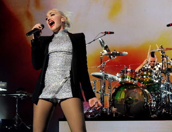 Fishnet Stockings「No Doubt Performs At Gibson Amphitheater」:写真・画像(17)[壁紙.com]