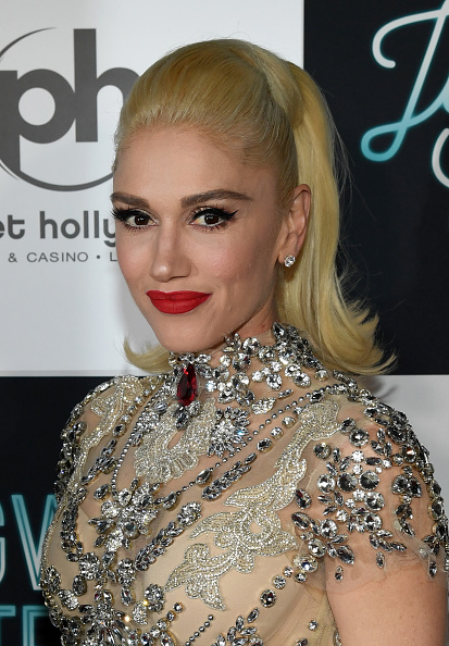 "Red Lipstick「Grand Opening Of ""Gwen Stefani - Just A Girl"" Residency At Planet Hollywood In Las Vegas」:写真・画像(19)[壁紙.com]"