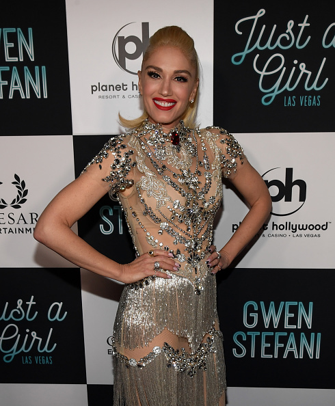 カメラ目線「Grand Opening Of 'Gwen Stefani - Just A Girl' Residency At Planet Hollywood In Las Vegas」:写真・画像(10)[壁紙.com]
