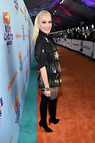 Gwen Stefani「Nickelodeon's 2017 Kids' Choice Awards - Red Carpet」:写真・画像(12)[壁紙.com]