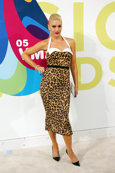 Cutting「2005 MTV VMA's Hosted By Diddy - Arrivals」:写真・画像(14)[壁紙.com]