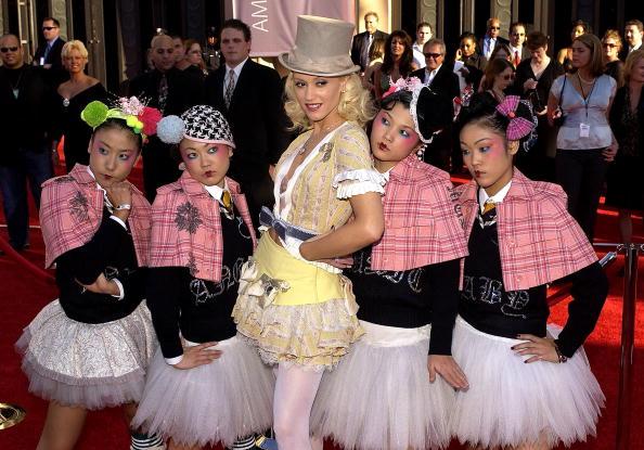 "Ruffled Shirt「32nd Annual ""American Music Awards"" - Arrivals」:写真・画像(1)[壁紙.com]"