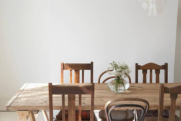 Empty dining room:スマホ壁紙(壁紙.com)