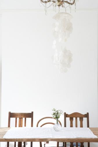 花「空のダイニングルーム」:スマホ壁紙(16)