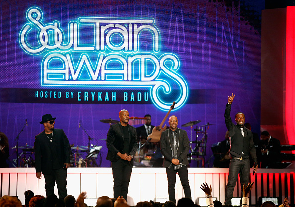 Soul Train Music Awards「BET Presents: 2017 Soul Train Awards - Show」:写真・画像(18)[壁紙.com]