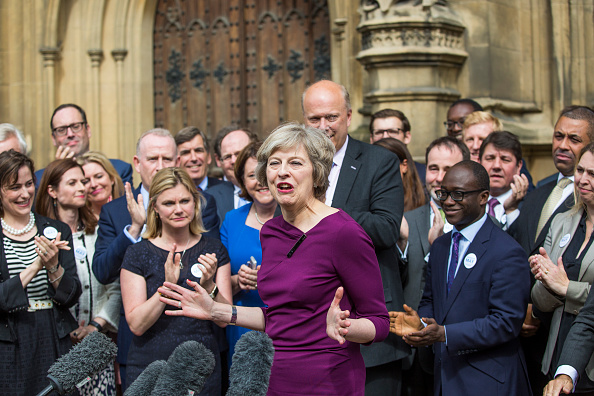 Member of Parliament「Theresa May Remains The Favourite To Become Conservative Party Leader」:写真・画像(2)[壁紙.com]