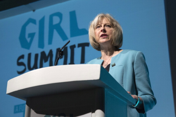 Oli Scarff「UK's First Girl Summit Discuss An End To FGM And Forced Marriage」:写真・画像(10)[壁紙.com]