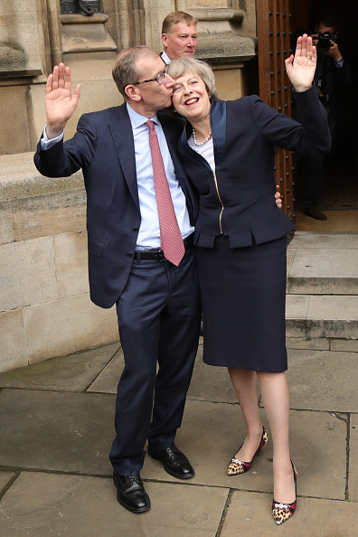Husband「Theresa May To Be New Prime Minister By Wednesday Evening」:写真・画像(6)[壁紙.com]