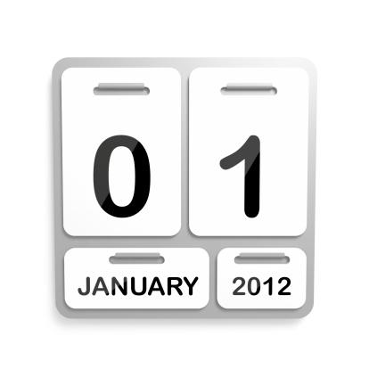 Annual Event「Metal Calendar - 01 January 2012」:スマホ壁紙(8)